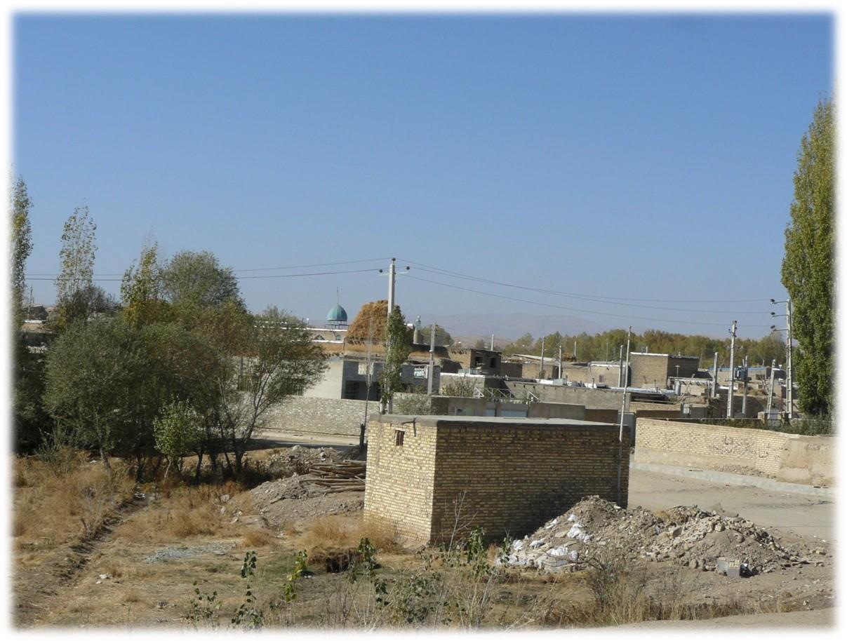 پاورپوینت بررسی و تحلیل روستای ایچ ، دهستان گلابر ، بخش مرکزی - شهرستان زرین آباد