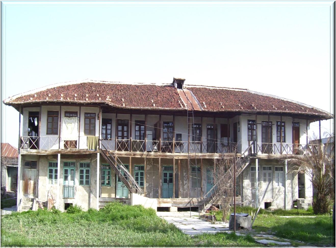 پاورپوینت بررسی روستای سنگ تجن مازندران