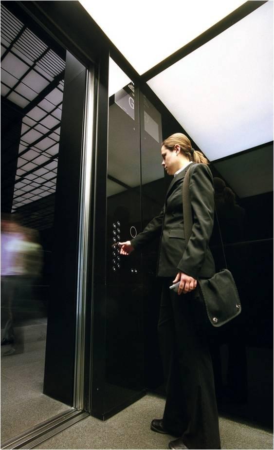 پاورپوینتی در مورد آسانسور و پله برقی و تاریخچه آن