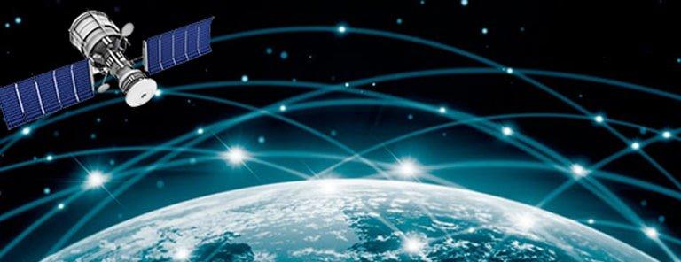 پاورپوینت تحلیل و بررسی اینترنت ماهواره ای