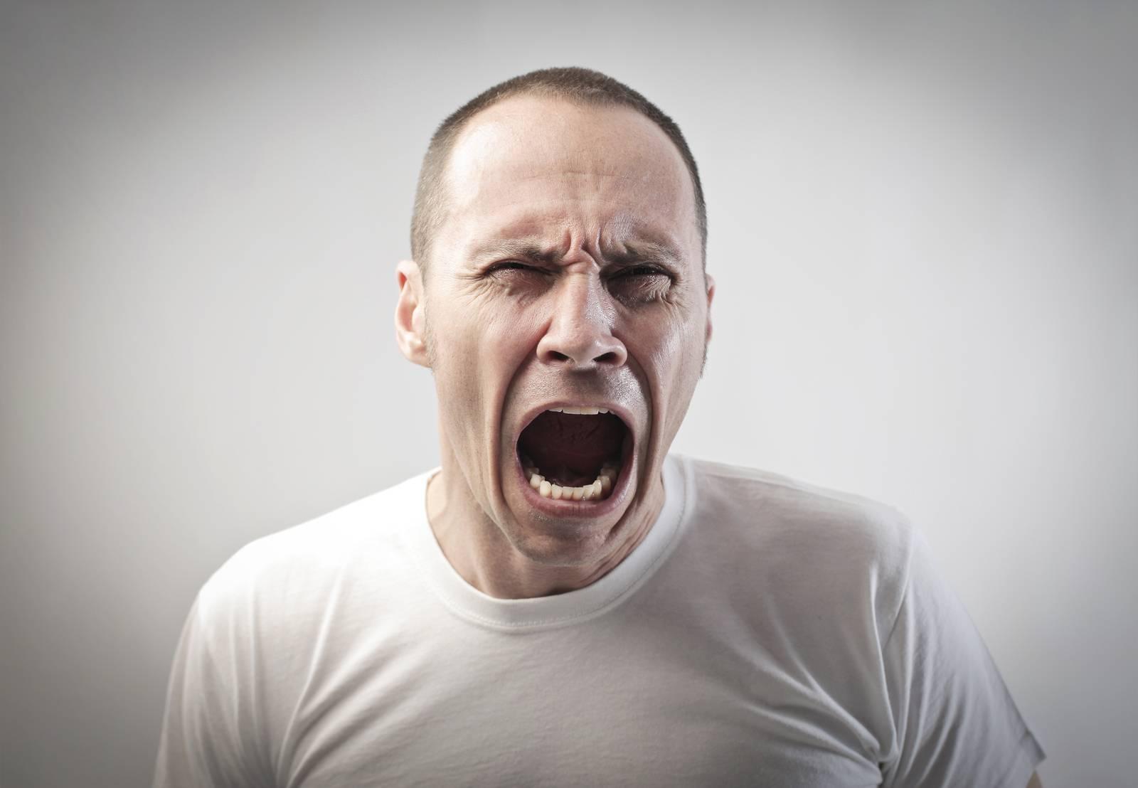 تحقیق خشم و کنترل آن