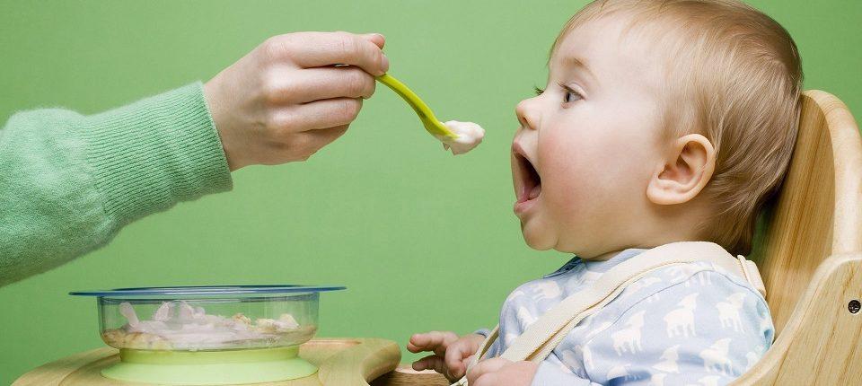 تحقیق تغذیه کودک
