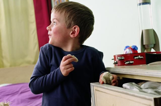 تحقیق دزدیهای کودکان