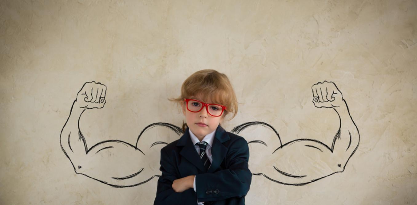 تحقیق پرورش اعتماد به نفس در کودکان
