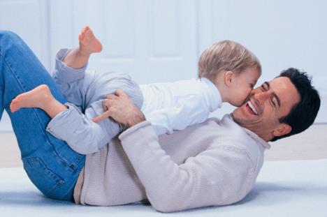 تحقیق نقش پدر در تربیت فرزند