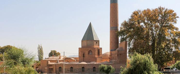 تحلیل و بررسی مساجد در ایران