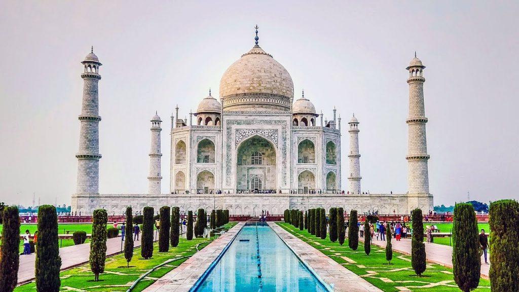 تحلیل و بررسی معماری هند