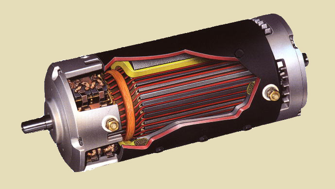 ماشین الکتریکی