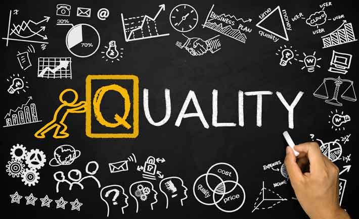 تحلیل و بررسی شناسایی راههای بهبود کیفیت مدیریت در جامعه آماری