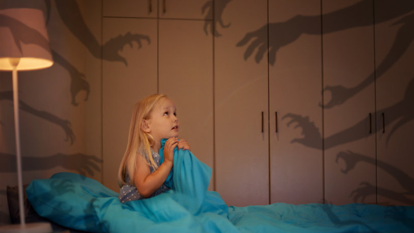 تحلیل و بررسی مطالعه رایج ترین ترس های دوران کودکی و هر گروه سنی و شناختن موضوعات ترس آور عمده