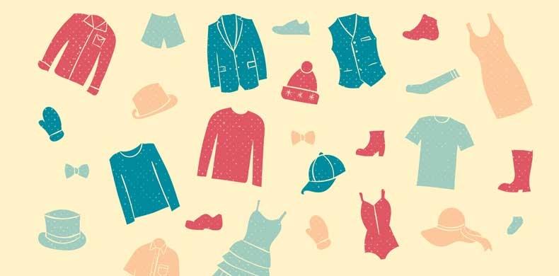 تحلیل و بررسی پوشاک