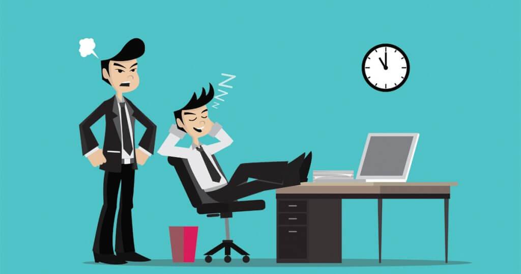 تحلیل و بررسی رابطه بین خشنودی شغلی با پرخاشگری