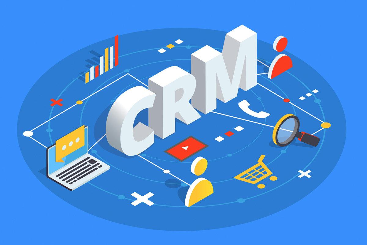 تحلیل و بررسی CRM