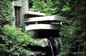 پاورپوینت معماری ارگانیک (بررسی خانه آبشار و مدرسه هنر سنگاپور)