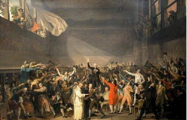 تحقیق انقلاب فرانسه