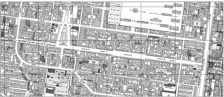 پاورپوینت طراحی شهری محور پارس، مدائن نازی آباد 2