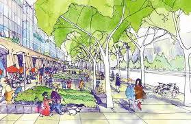 پاورپوینت فضاهای عمومی شهری