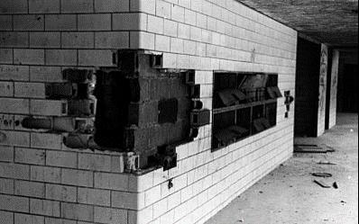پاورپوینت فضاهای بی دفاع شهری
