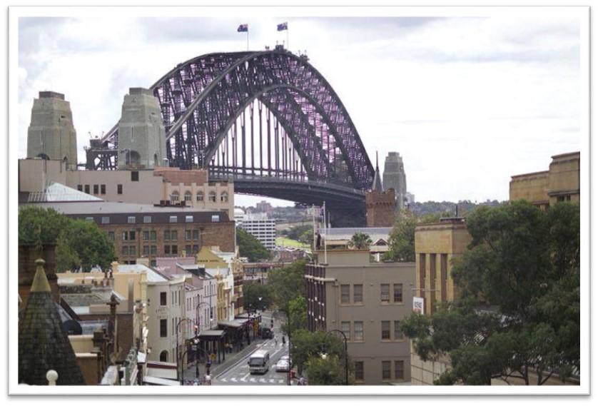 پاورپوینت تحلیل و بررسی خیابان جرج سیدنی استرالیا
