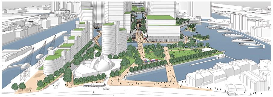پاورپوینت تحلیل و بررسی نوزایی شهری
