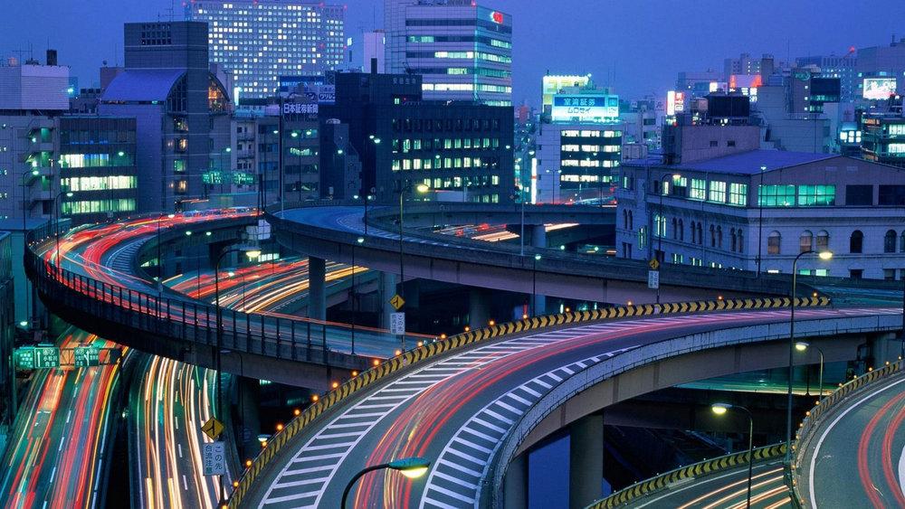 پاورپوینت طراحی شبکه های حمل و نقل شهری
