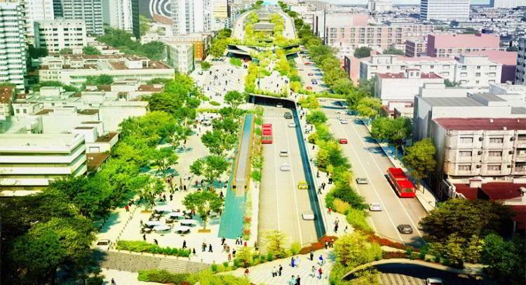 پاورپوینت اصول طراحی شهرهای معاصر
