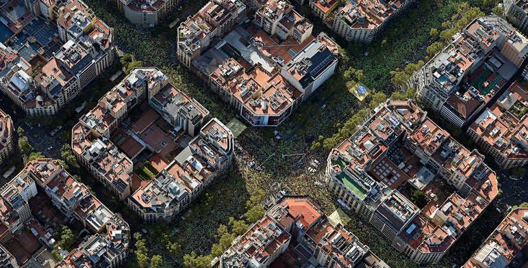 پاورپوینت تحلیل شکل و فرم شهر