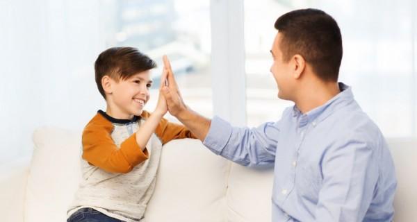 پاورپوینت مهارت های فرزند پروری
