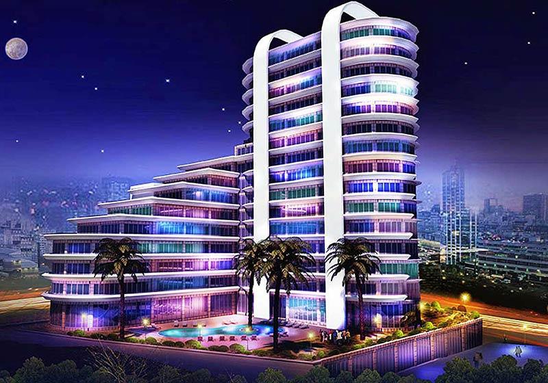 پاورپوینت تحلیل و بررسی طراحی هتل