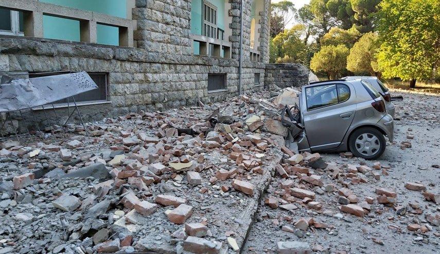 پاورپوینت تحلیل و بررسی زلزله