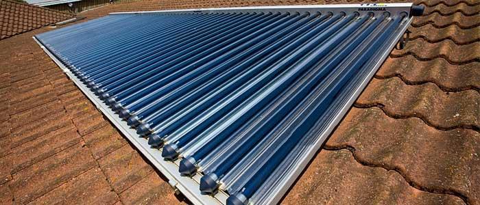 پاورپوینت ذخیره سازی حرارتی در آبگرمکن و نیروگاه خورشیدی