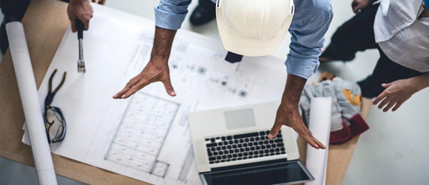 پاورپوینت آشنائی با انواع قراردادهای ساختمانی (طرح و محاسبه، اجراء، نظارت)