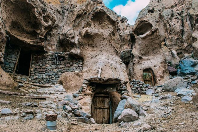 پاورپوینت تحلیل و بررسی روستای کندوان