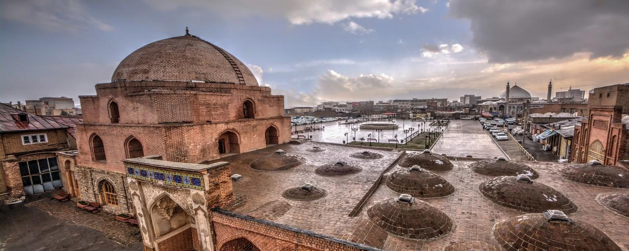 پاورپوینت آشنایی با مرمت ابنیه مسجد جامع ارومیه