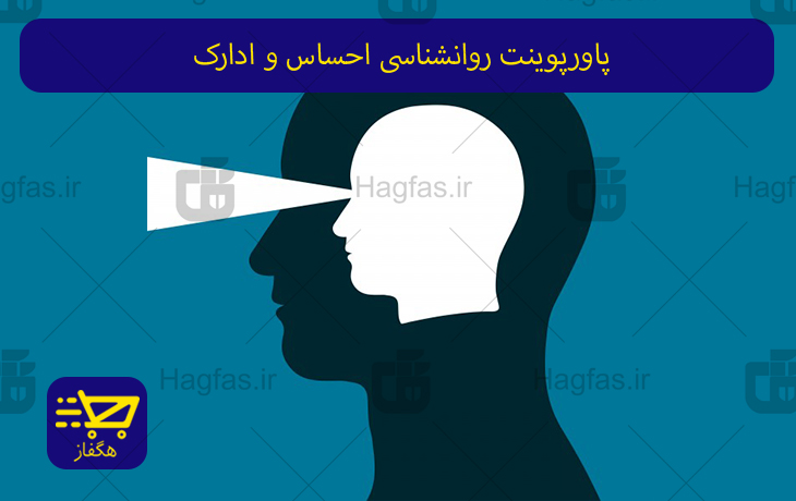 پاورپوینت روانشناسی احساس و ادراک