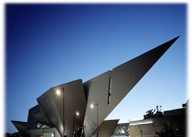 پاورپوینت بررسی موزه دنور ،کلرادوایالات متحده آمریکا