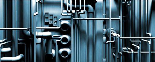 پاورپوینت بررسی تاسیسات و زیرساخت های شهری