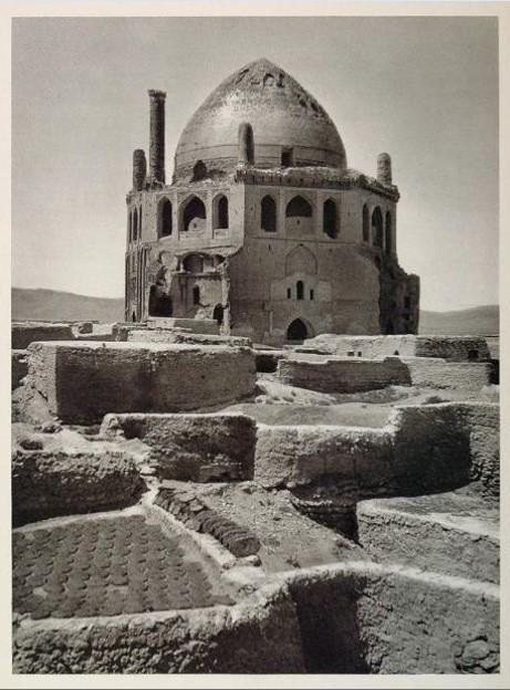 پاورپوینت بررسی فن شناسی تزئینات وابسته به معماری درگنبد سلطانیه