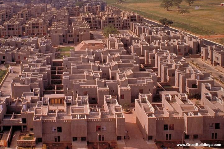 پاورپوینت بررسی و مشخصات مجموعه ی مسکونی دهکده ی بازی های آسیایی