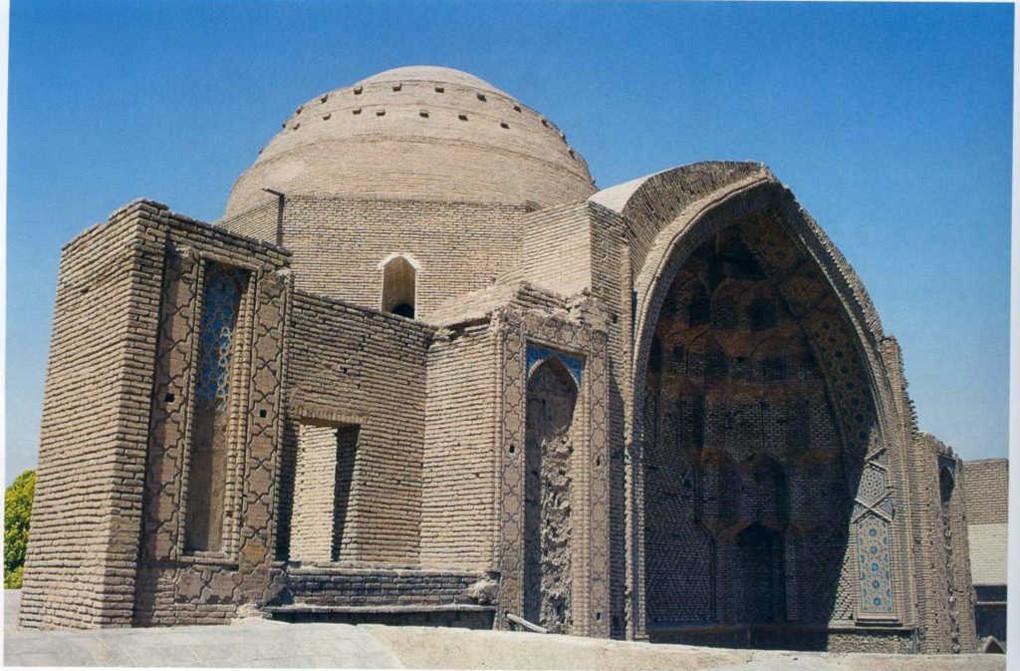 پاورپوینت بررسی مسجد جامع ورامین