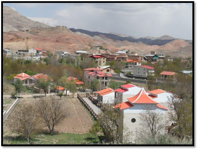 پاورپوینت تحلیل روستای وادان تهران (دماوند)