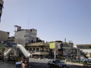 پاورپوینت بررسی و تجزیه تحلیل فضای شهری میدان تجریش