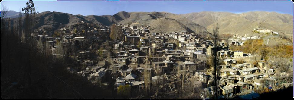 پاورپوینت بررسی روستای زشک مشهد