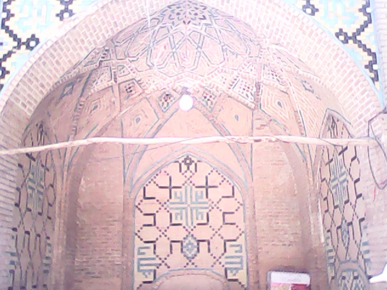 مرمت و تعمیر و نگهداری مسجد حاج رجبعلی تهران