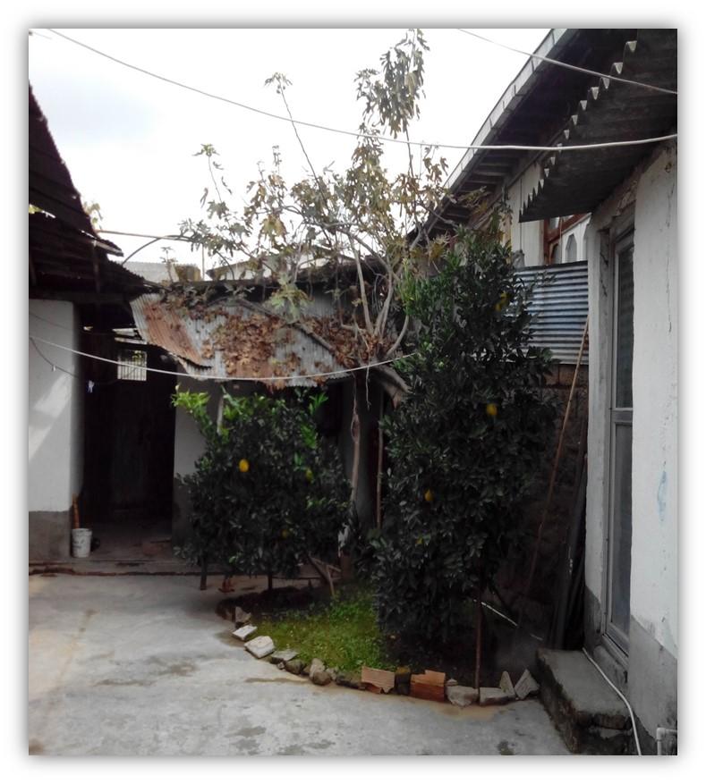 پاورپوینت مقایسه خانه های سنتی و مدرن روستای میردپشت
