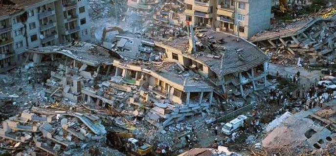 پاورپوینت بررسی اثر زلزله بر ساختمان