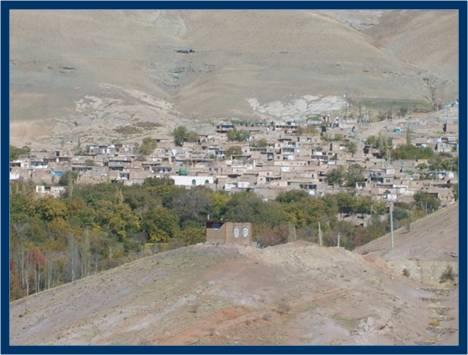 پاورپوینتی از تحقیق و بررسی روستای آلولک قزوین