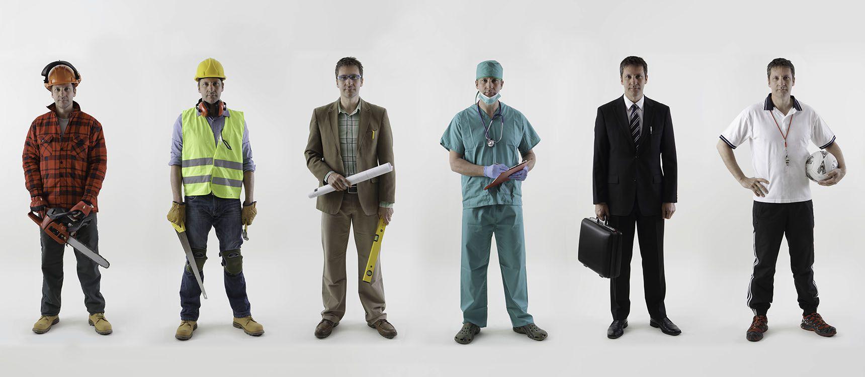 پاورپوینت بررسی نظریه های انتخاب شغل و حرفه