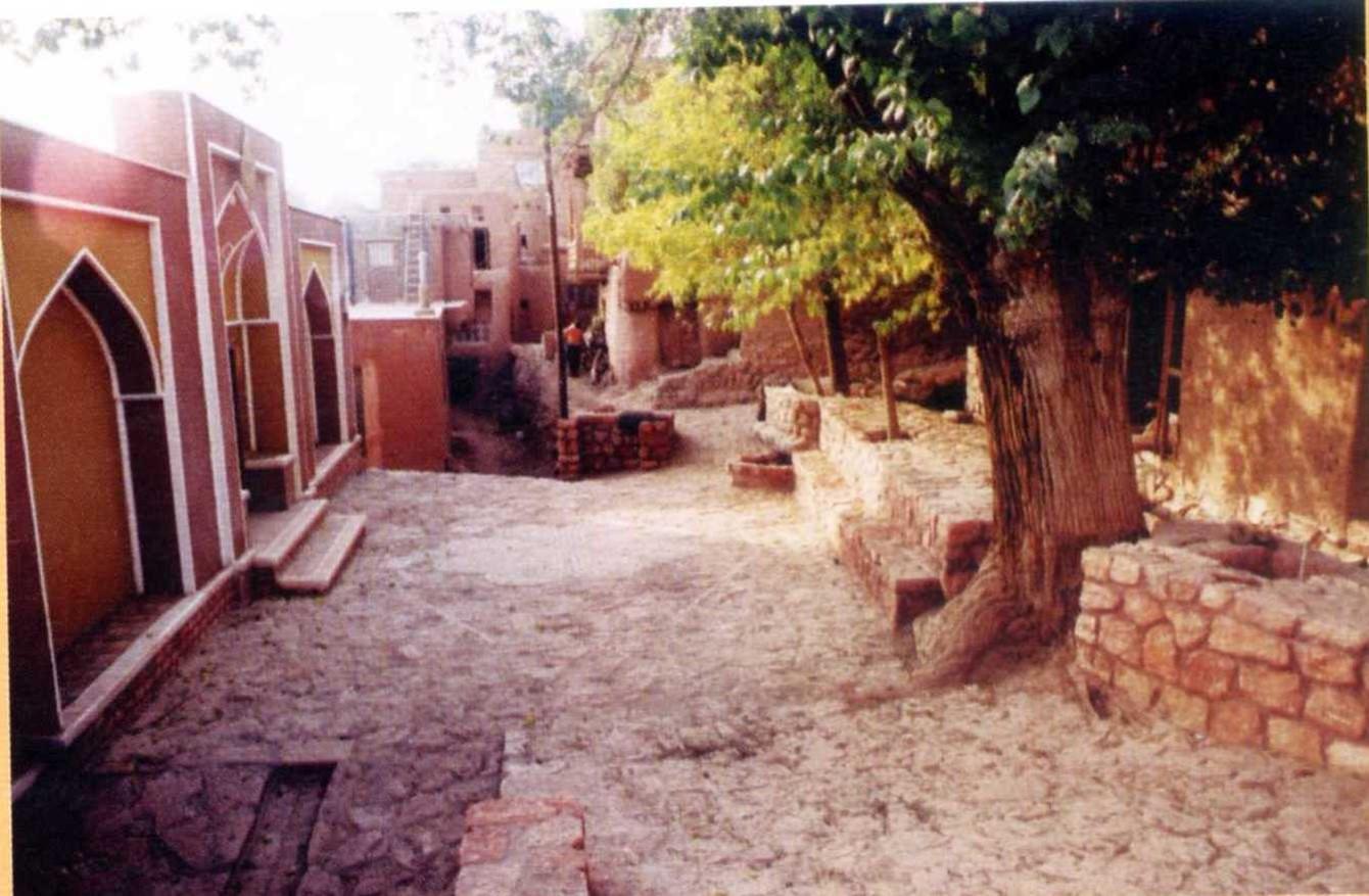 پاورپوینت بررسی طرح بهسازی روستايی تاريخی ابيانه